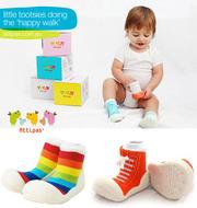 Детская обувь Attipas и одежда Happy Organic из Южной Кореи