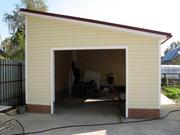 Строительство гаражей или пристроек от УютСтройКараганда